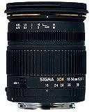 Sigma 18-50mm F/2.8 EX DC Lens for Nikon Digital SLR Cameras