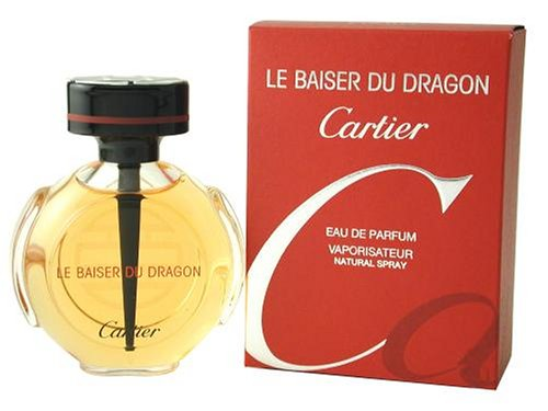 (Le Baiser Du Dragon By Cartier For Women. Eau De Parfum Spray 1 Ounces)