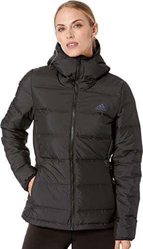adidas outdoor Womens Helionic Down Hooded Jacket