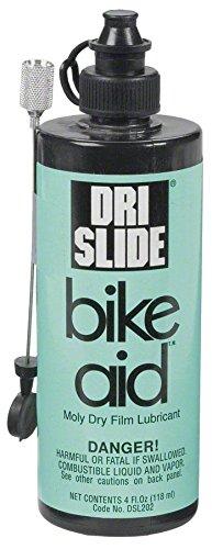 Bike-Aid Dri-Slide 4oz. Lube with Needle Nozzle