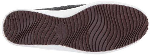Dr. Scholls Womens Brey Fashion Sneaker Charcoal Swartz