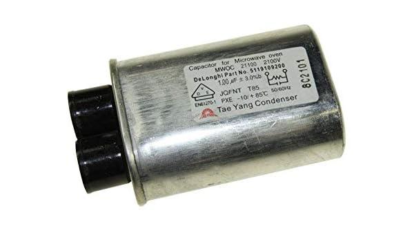 Condensador 1 µF 2100 V Referencia: c00254925 para Micro ...