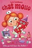 Carte Amandine Piu - Les bonbons Chat mollo