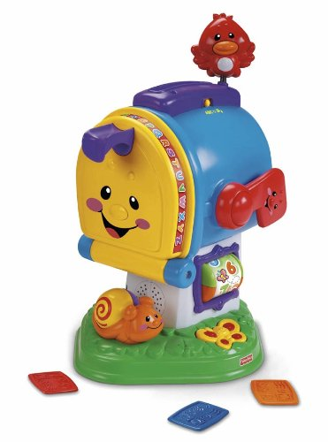 Fisher-Price Laugh & Learning Letters Mailbox by Fisher-Price (Image #2)
