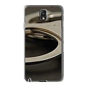 Samsung Galaxy Note3 FiZ4410dWKU Allow Personal Design HD Breaking Benjamin Skin Bumper Hard Cell-phone Case -KevinCormack