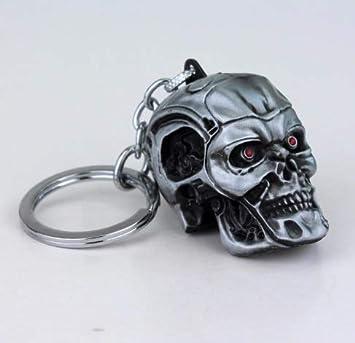 SW ((Star Trek)) Star Wars Llaveros Frikis (Terminator T-800)