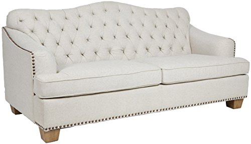 Bardot Sofa Latte | Classic Home