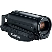 Canon VIXIA HF R80 Full HD 1080p 16GB Flash Memory SDXC/SDHC/SD Camcorder with 32x Optical Zoom & 3