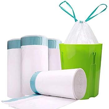 Amazon.com: Bolsas de basura, bolsas de basura HOYT con ...