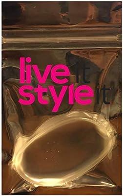 Live it estilo it silicona Make Up esponja licuadora hoja lágrima ...
