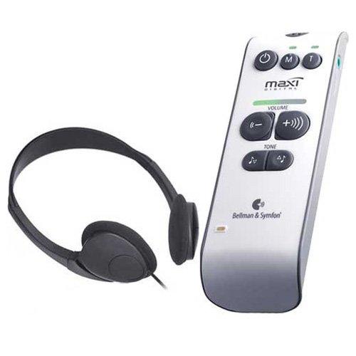Bellman Audio Maxi Personal Amplifier with Headphones
