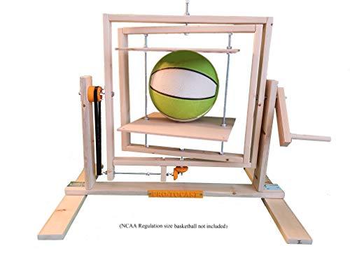 Pro-tocast 360 Multi-Directional Manual Rotocasting Machine w/ 12'' Platform - DIY by Pro-tocast (Image #3)