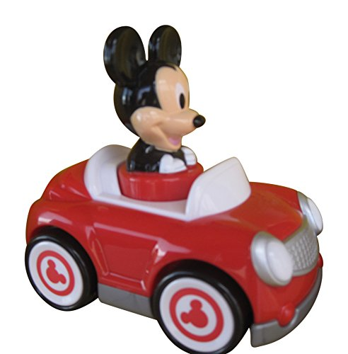 Disneys Mickey Mouse Mouse Push and Go Racer Car, used for sale  Delivered anywhere in USA