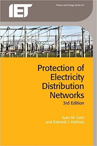 Book Protection of Electricity Distribution Networks (Iet Power and Energy) by Juan Gers (2011-07-06)