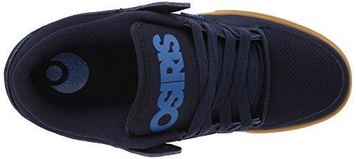 Zapatillas Osiris: Protocol Navy/Blue/Gum Azuloscuro