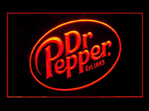 Lamazo Dr Pepper Pub Bar Led Light Sign