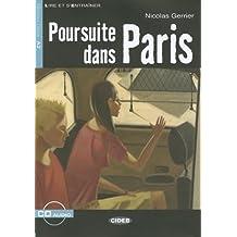 Poursuite dans Paris livre+cd