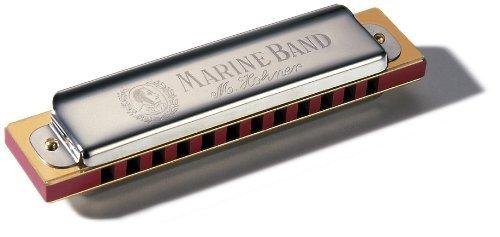 Hohner 364S-C Marine Band (12 Hole, Special Tuning), Key of C