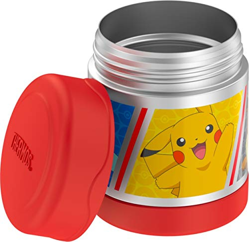 Thermos Funtainer 10 Ounce Food Jar, Pokemon]()