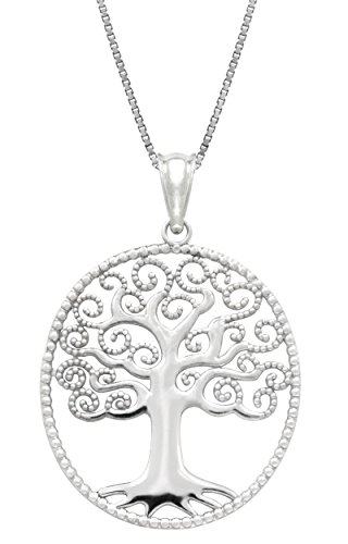 Sterling Silver Necklace Pendant Chain