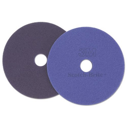 MCO47946 - Scotch-brite Diamond Floor Pads. 13-inch, Purple