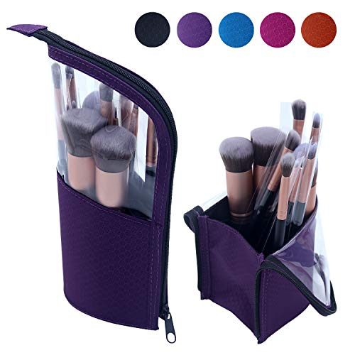 Travel Chomeiu Foundation Brushes Organizer