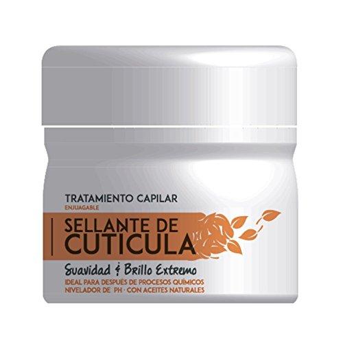 Natural Hair Hair Mask Rinsable Cuticle Sealer 300 Ml Cuticle Sealer