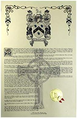 Mollon escudo de armas, Escudo del familia y nombre historia–Celebración Scroll 11x 17vertical–Inglaterra origen