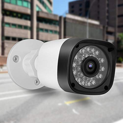 BTIHCEUOT Bullet Camera 4-in-1 TVI/AHD/CVI/CVBS Night Vision Waterproof Analog CCTV for Home Outdoor Protection(5MP NTSC)