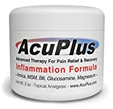 AcuPlus Pain Relief Cream - Advanced Therapy for