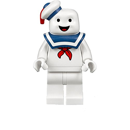 LEGO Ghostbusters Stay Puft Marshmallow Man - Figure only]()