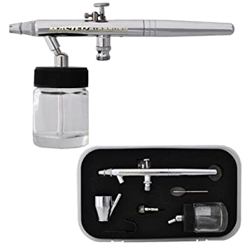 Master Airbrush Kit-sp19-20 Art Airbrushing System Paint Kit With Standard Compressor (11 Items) 3