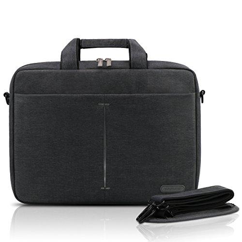 Multifunctional Briefcase Water resistant Shoulder Messenger