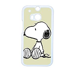 With Snoopy 2 Art Phone Cases For Teens For Htc One M8 Choose Design 4