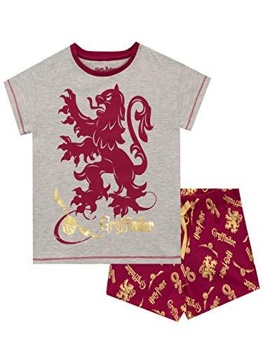 Harry Potter Meisjes Korte Pyjama's Gryffindor