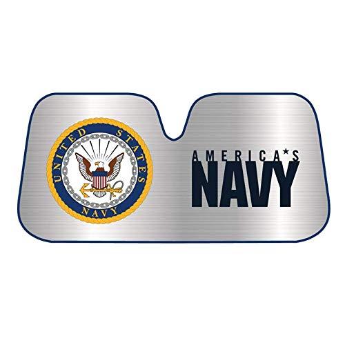 JWM U S Navy Car Shade product image