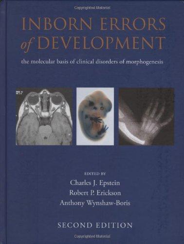 Inborn Errors of Development (Oxford Monographs on Medical Genetics)
