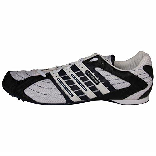 Adidas Mens Cosmos Md (sz. 05.5, Bianco / Blu Scuro / Nero)