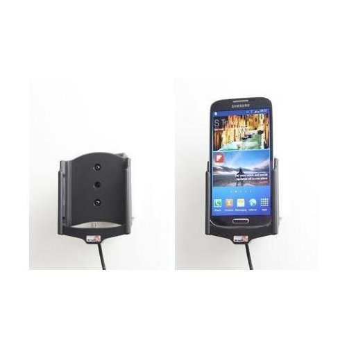 Brodit 512526 Active Holder with cig-Plug for Samsung Galaxy S4 GT-i9500 1 Pack