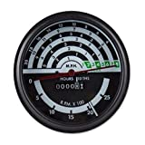 Tachometer for John Deere 1020, 1520, 1530, 2020, 2030, [ 2040, 2240 (Up to SN: 349999) ], 2440 (Up to SN: 340999), 2630, 2640 (up to SN: 340999)