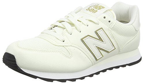 new balance damen white
