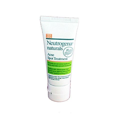 Neutrogena Naturals Acne Treatment Ounce