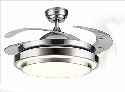 XHOPOS HOME Ceiling Fan Modern Ceiling Lamps Living Room Restaurant Bedroom Decorated 36