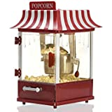 Macchina professionale per pop corn Maker CINEMA Popcorn Design retrò, Popcorn-macchina by Zeil24