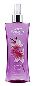 15. PARFUMS DE COEUR Fragrance Body Spray, Japanese Cherry Blossom, 8 fl oz.