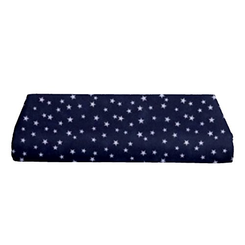 BKB Changing Pad Cover, Lucky Stars Navy by bkb