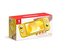 Introducing Nintendo Switch Lite, a new version of the Nintendo Switch system that's optimized for personal, handheld play. Nintendo Switch Lite is a small and light Nintendo Switch system at a great price. With a built-in +Control Pad, and a...
