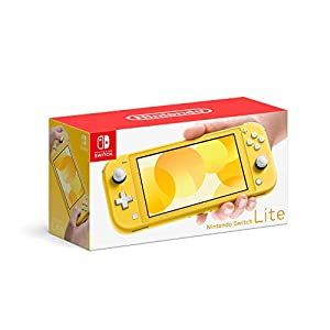 Best Epic Trends 41F7mvAuenL._SS300_ Nintendo Switch Lite - Yellow