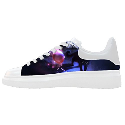 Gatos Personalizados Que Pintan Los Zapatos De Lona Para Mujer Zapatos Zapatos Zapatos.