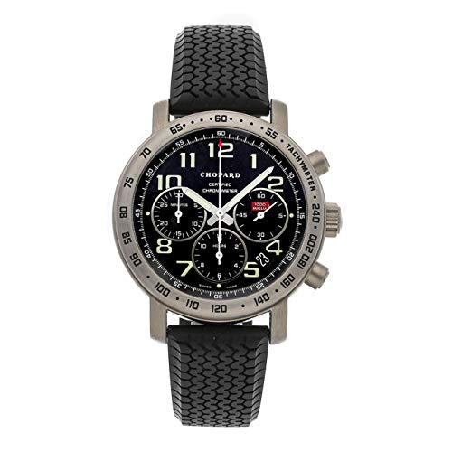 Chopard Mille Miglia Mechanical (Automatic) Black Dial Mens Watch 16/8915 (Certified Pre-Owned) ()